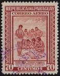 Sellos del Mundo : America : Paraguay : SG 603
