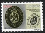 Stamps of the world : Spain :  4801- -Efemérides: Creación de la Inspección de los servicios de la Hacienda Pública.