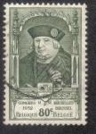 Stamps Belgium -  World Post Congress Brussel