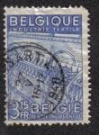Sellos de Europa - Bélgica -  Textile Industry