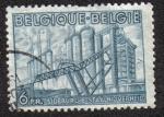 Stamps Belgium -  Export promotion - Iron Manufacture