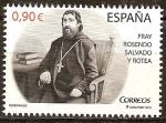 Sellos del Mundo : Europa : España : Rosendo Salvado Rotea 1814~1900.