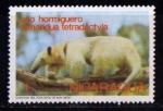 Sellos del Mundo : America : Nicaragua : Oso hormiguero
