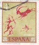 Stamps Spain -  CUEVA REMÍGIA(castellón) PINTOR DESCONOCIDO  (13)