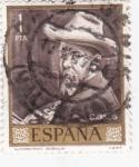 Stamps of the world : Spain :  AUTORETRATO (Sorolla) (13)
