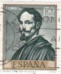 Sellos de Europa - España -  ALONSO CANO (por Velázquez)  (13)
