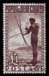 Stamps Oceania - Papua New Guinea -  SG 15