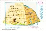 Sellos de Europa - España -  ARQUEOLOGÍA  (13)
