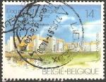 Sellos de Europa - Bélgica -  OFICINA  IMPRESORA  DE  SELLOS.  MICHLIN.