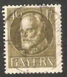 Stamps Germany -  100 - Louis III