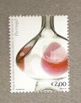 Stamps Portugal -  Fabricas vidrio