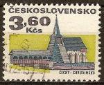 Sellos de Europa - Checoslovaquia -  Čechy - Chrudimsko.