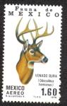 Sellos de America - México -  Fauna de Mexico