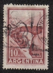 Sellos del Mundo : America : Argentina : Inca Bridge,Mendoza
