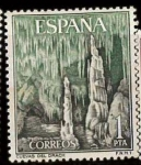 Stamps of the world : Spain :  CUEVAS DEL DRACH