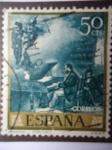 Stamps Spain -  Ed. 1855 - Fantasia - de: Mariano Fortuny Marsal