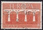 Sellos de Europa - España -  Serie Europa