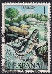 Stamps : Europe : Spain :  Fauna hispanica