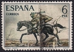 Sellos del Mundo : Europa : España : Servicio de Correos