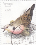 Stamps Portugal -  AVES-MADEIRA  w.w.F