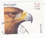 Sellos de Europa - Portugal -  AGUILA REAL