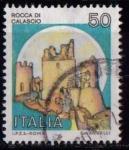Stamps Italy -  Rocca di Calascio