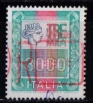 Stamps Italy -  Serie básica
