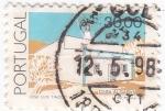 Stamps : Europe : Portugal :  CASA DE LA ALGARVIA