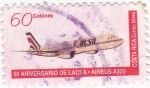 Stamps Costa Rica -  50 ANIVERSARIO