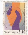 Stamps Finland -  NACIONES UNIDAS