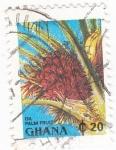 Stamps Ghana -  FRUTA DE LA PALMA