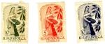 Stamps El Salvador -  1 centenario del departamento de santa ana