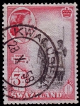 Stamps Africa - Swaziland -  SG 56