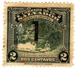 Sellos de America - El Salvador -  Indigenas Regionales