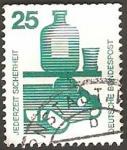 Stamps Germany -  Al volante, no al alcohol