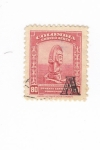 Stamps of the world : Colombia :  Monumento precolombino