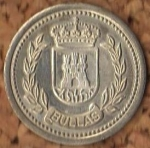 monedas de Europa - España -  BULLAS