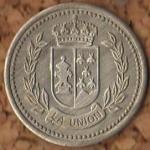 monedas de Europa - España -  LA UNIÓN