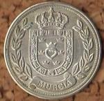 monedas de Europa - España -  MURCIA