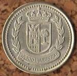 monedas del Mundo : Europa : España :  PUERTO LUMBRERAS