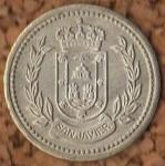 monedas del Mundo : Europa : España :  SAN JAVIER