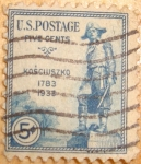 Stamps United States -
