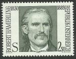 Stamps Austria -  Personaje