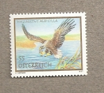 Sellos de Europa - Austria -  Haliaeetus albicilla