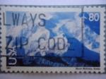 Stamps United States -  Moun McKinley - Alaska