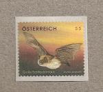 Sellos de Europa - Austria -  Murciélago