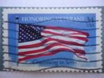 Sellos de America - Estados Unidos -  En honor a los Veteranos que continúan para vivir