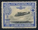 Sellos de Europa - España -  ESPAÑA 340 CRUZ ROJA ESPAÑOLA