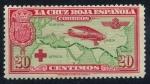 Stamps Spain -  ESPAÑA 342 CRUZ ROJA ESPAÑOLA