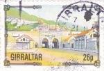 Sellos de Europa - Gibraltar -  EDIFICACIÓN